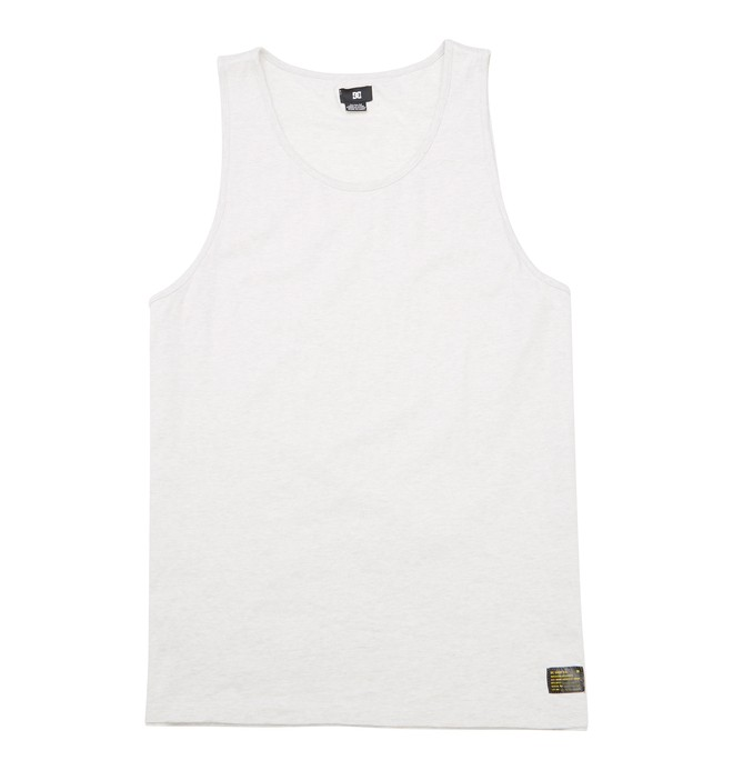 0 Men's Wayback Tank Grey ADYKT00191 DC Shoes