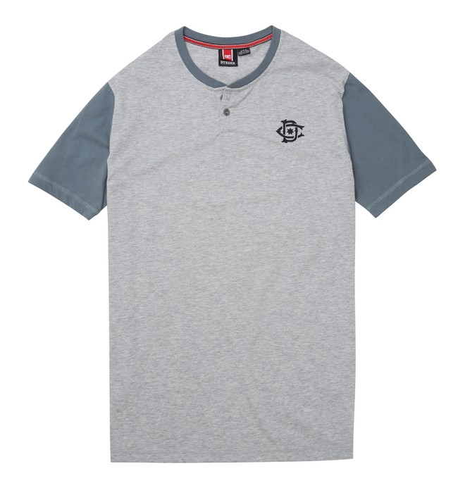 0 Men's Rob Dyrdek Homage Tee  ADYKT00201 DC Shoes