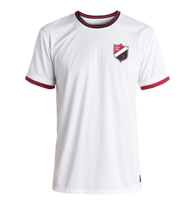 0 Tiago Jersey - T-Shirt  ADYKT03101 DC Shoes