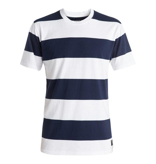 0 Madars Stripe - Tee-Shirt  ADYKT03102 DC Shoes