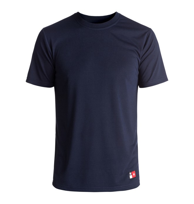 0 Skate Technical - Tee-Shirt  ADYKT03105 DC Shoes