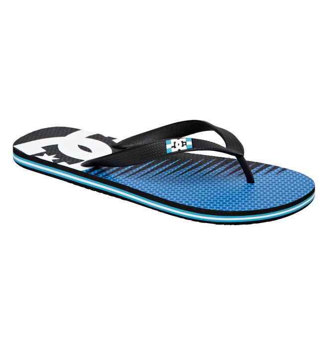 0 Men's Spray Carnivor Sandal Black ADYL100004 DC Shoes