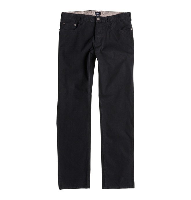 0 Men's Chris Cole Cult Pant Black ADYNP00015 DC Shoes