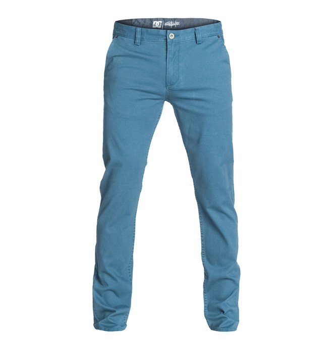 0 Borough Taylor S Pants Blue ADYNP00020 DC Shoes