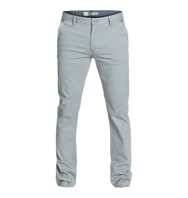 0 Borough Taylor S Pants Grey ADYNP00020 DC Shoes