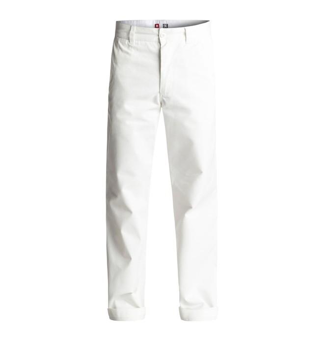 0 Core All Season - Pantaloni da skate White ADYNP03031 DC Shoes