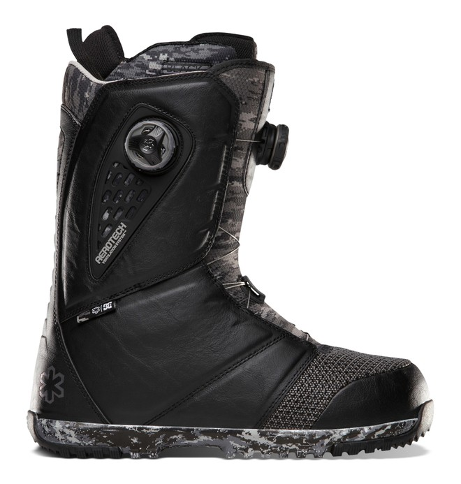 0 Men's Judge Snow Boots Black ADYO100004 DC Shoes