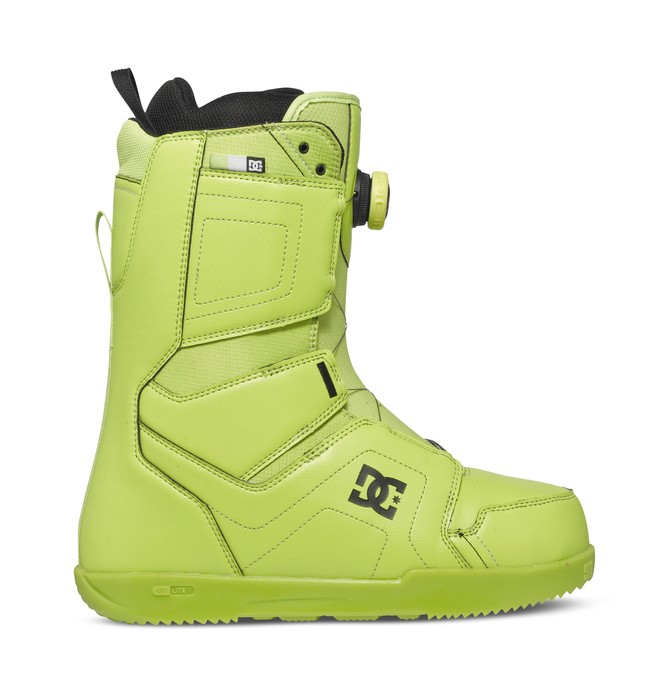 0 Scout -  Snowboard Boots Green ADYO100014 DC Shoes