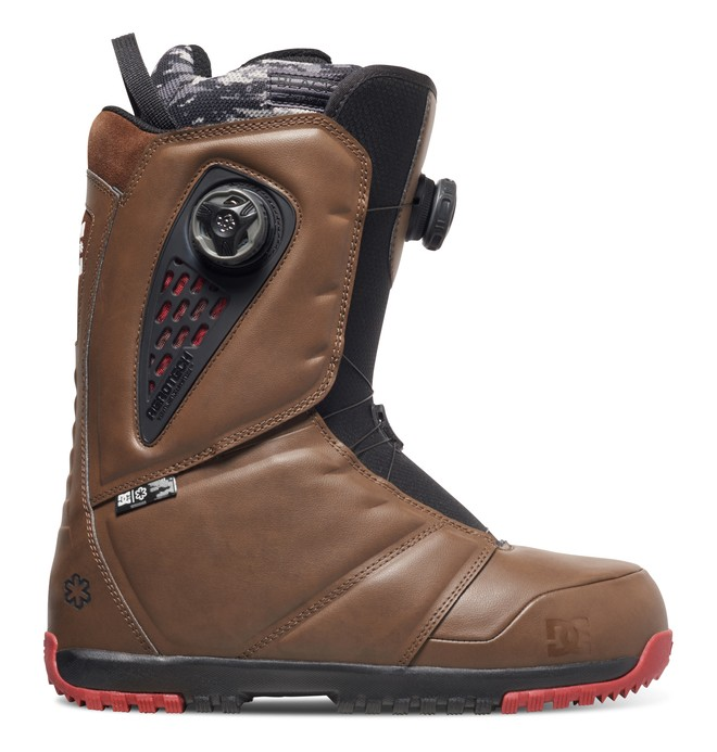 0 Men's Judge Snowboard Boots Brown ADYO100022 DC Shoes