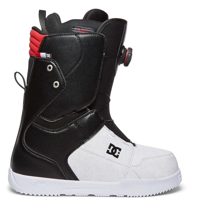 0 Men's Scout BOA Snowboard Boots Black ADYO100027 DC Shoes