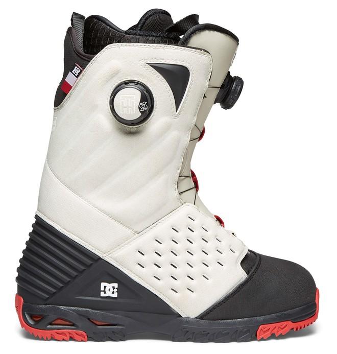 0 Torstein Horgmo - Botas de snowboard con sistema de cierre BOA Blanco ADYO100028 DC Shoes