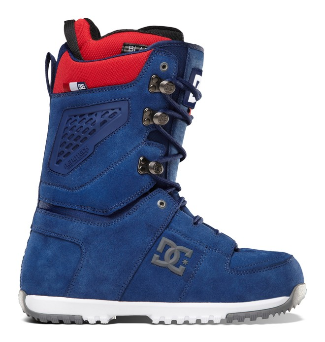 0 Men's Lynx Snow Boots Blue ADYO200006 DC Shoes