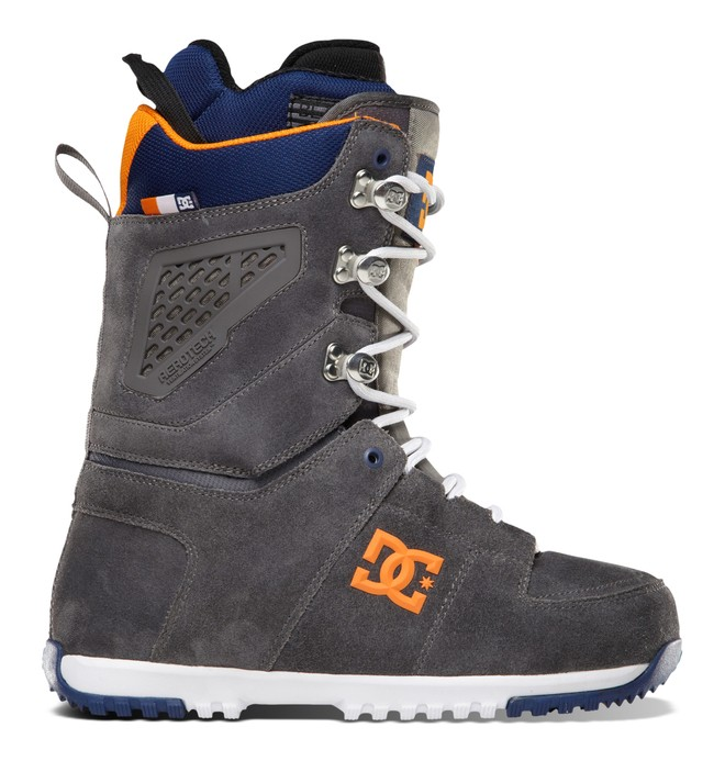 0 Men's Lynx Snow Boots Grey ADYO200006 DC Shoes