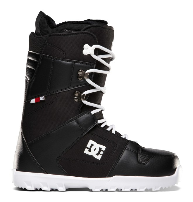 0 Men's Phase Snow Boots Black ADYO200013 DC Shoes