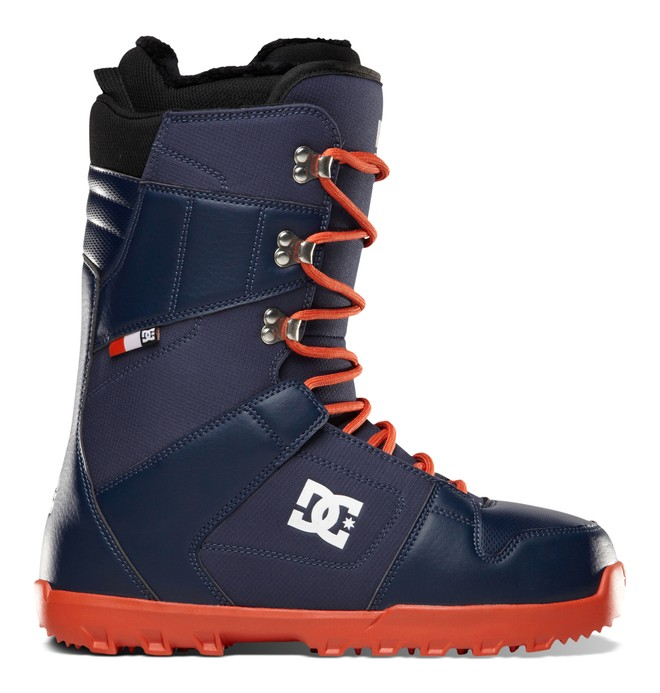 0 Men's Phase Snow Boots Blue ADYO200013 DC Shoes