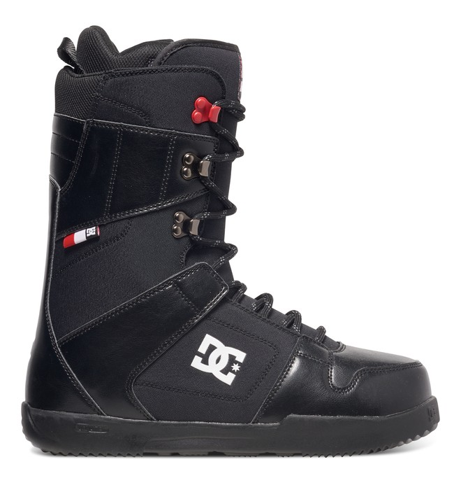 0 Men's Phase Snowboard Boots Black ADYO200032 DC Shoes
