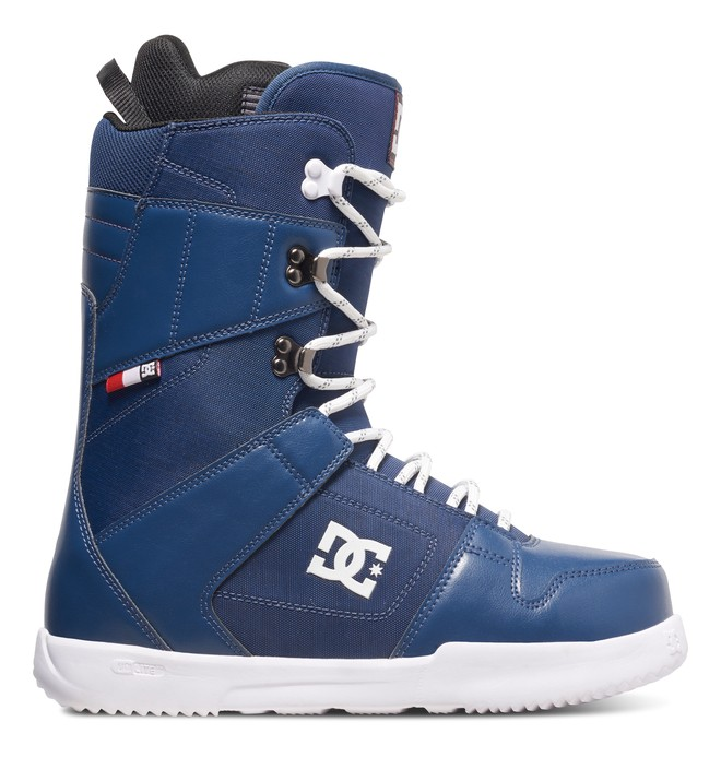 0 Men's Phase Snowboard Boots Blue ADYO200032 DC Shoes