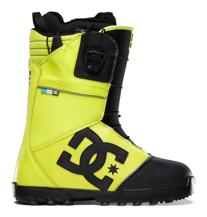 0 Men's Avaris Snow Boots Yellow ADYO300001 DC Shoes