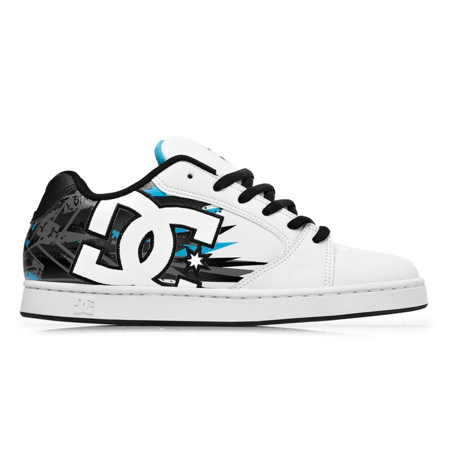 0 Men's Raif SE Shoes White ADYS100023 DC Shoes