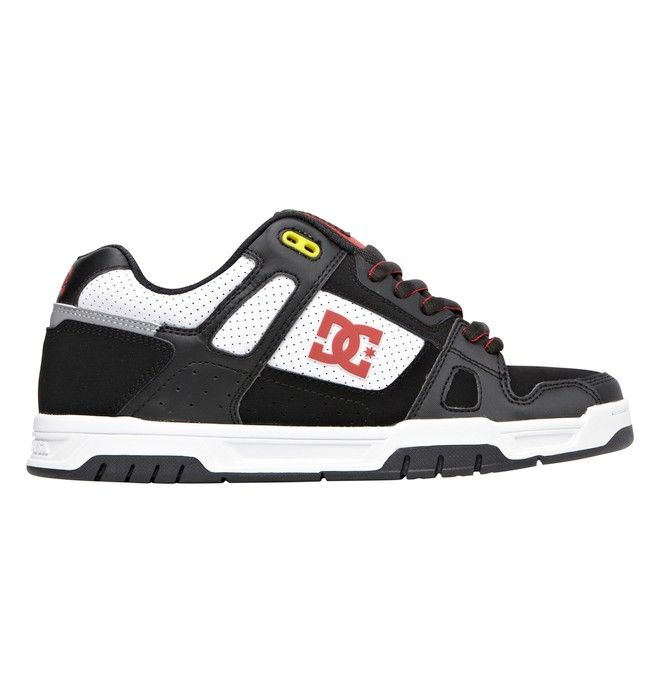 0 Men's Stag Travis Pastrana Shoes Black ADYS100026 DC Shoes