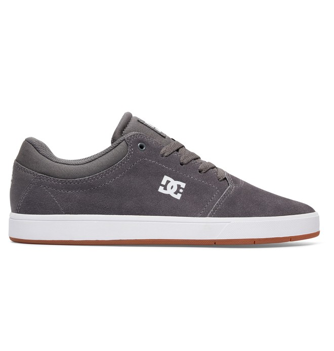 0 Men's Crisis Shoes Grey ADYS100029 DC Shoes