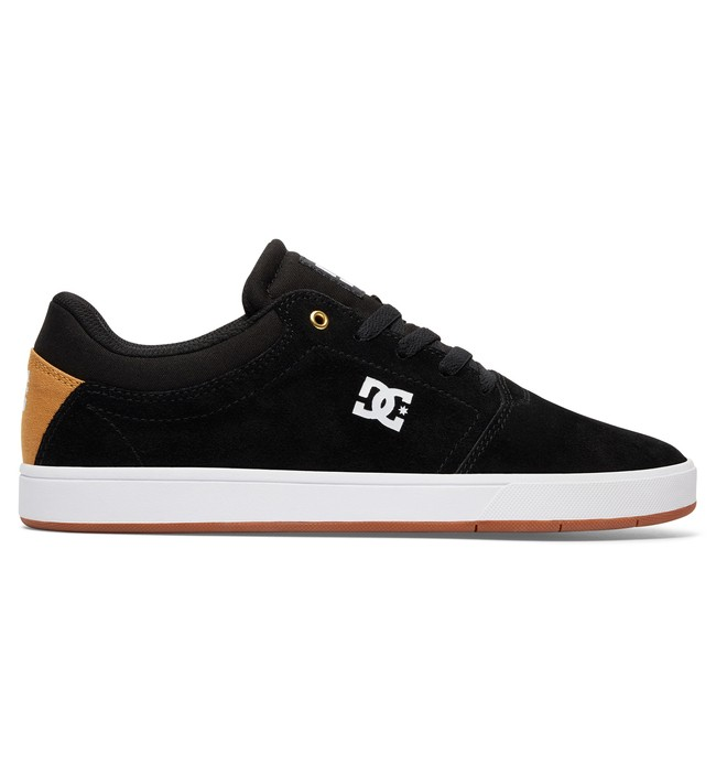 0 Crisis - Shoes Black ADYS100029 DC Shoes