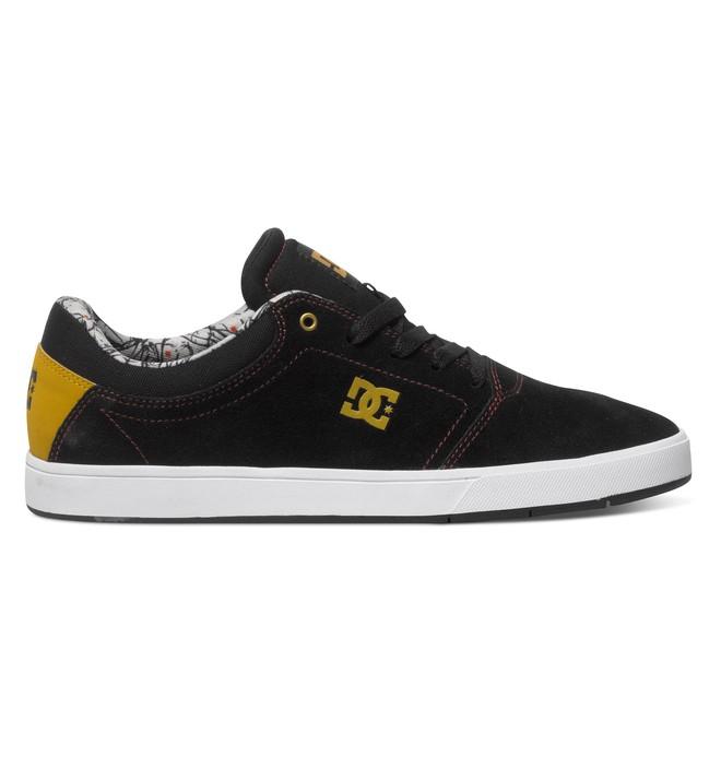 0 Crisis - Low-Top Shoes Black ADYS100029 DC Shoes