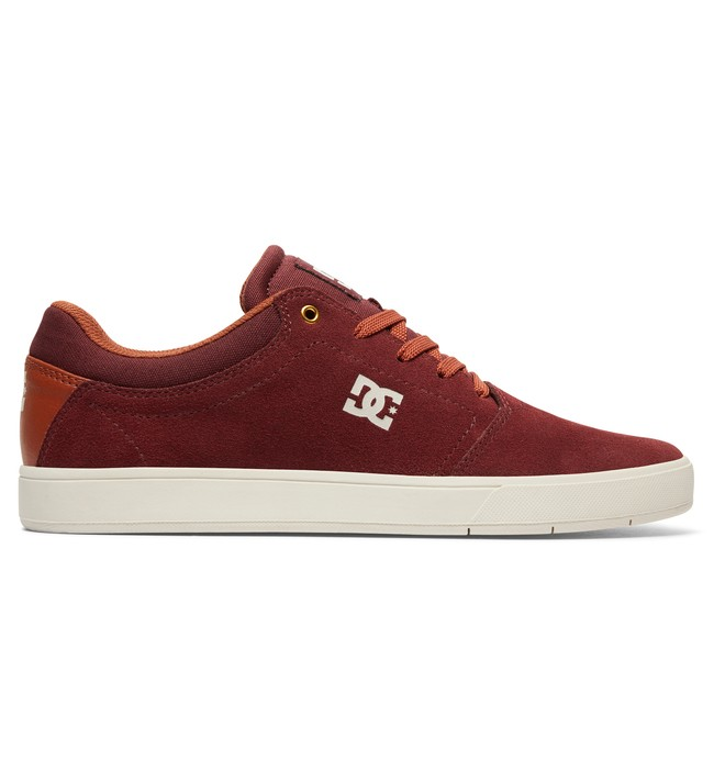 0 Crisis - Chaussures Rouge ADYS100029 DC Shoes