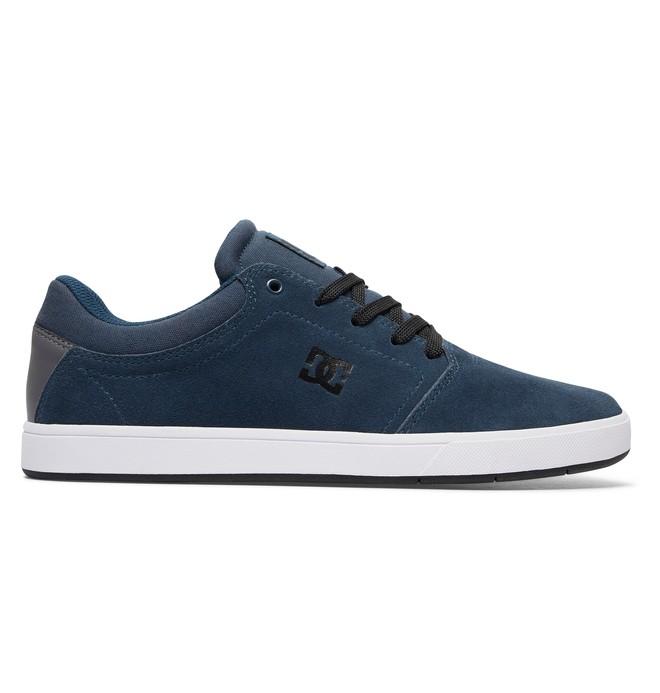 0 Men's Crisis Shoes Green ADYS100029 DC Shoes