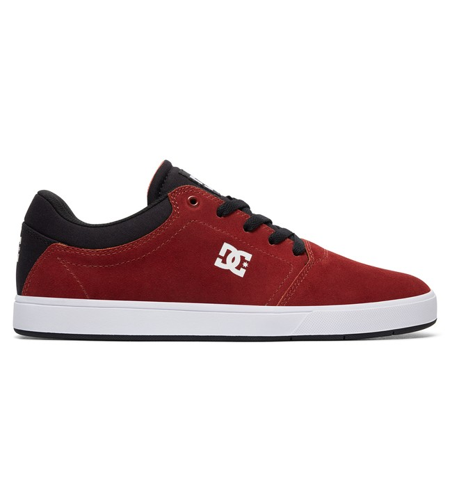 0 Crisis - Shoes Red ADYS100029 DC Shoes