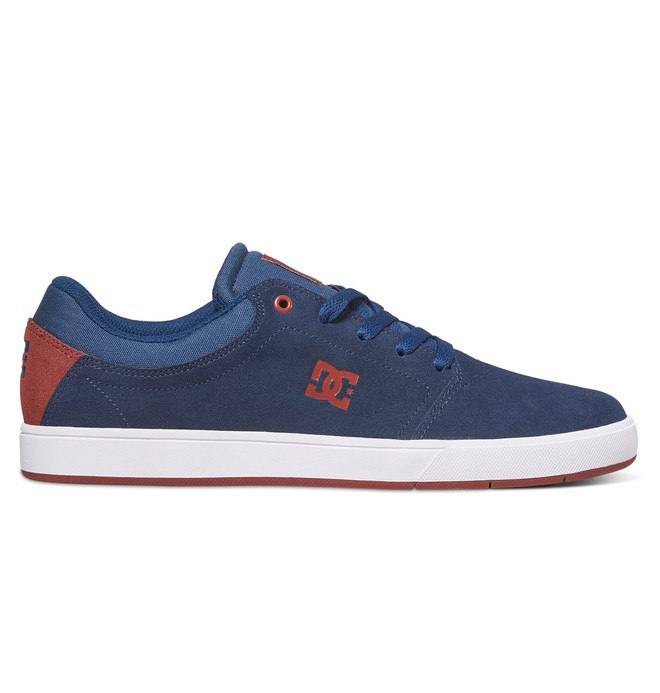 0 Crisis - Shoes Blue ADYS100029 DC Shoes