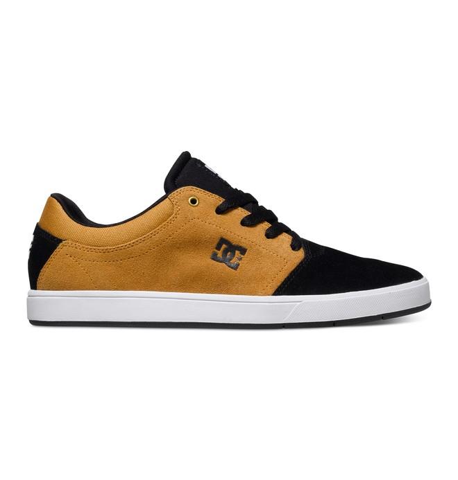 0 Men's Crisis Shoes Yellow ADYS100029 DC Shoes