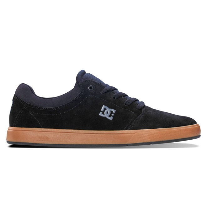 0 Men's Crisis Shoes Black ADYS100029 DC Shoes