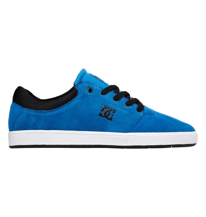 0 Men's Crisis Shoes Blue ADYS100029 DC Shoes