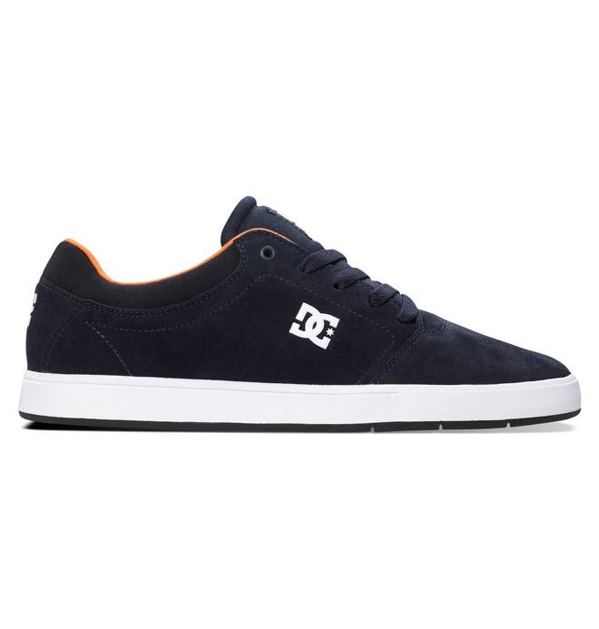 0 Men's Crisis Shoes Blue ADYS100029 DC Shoes