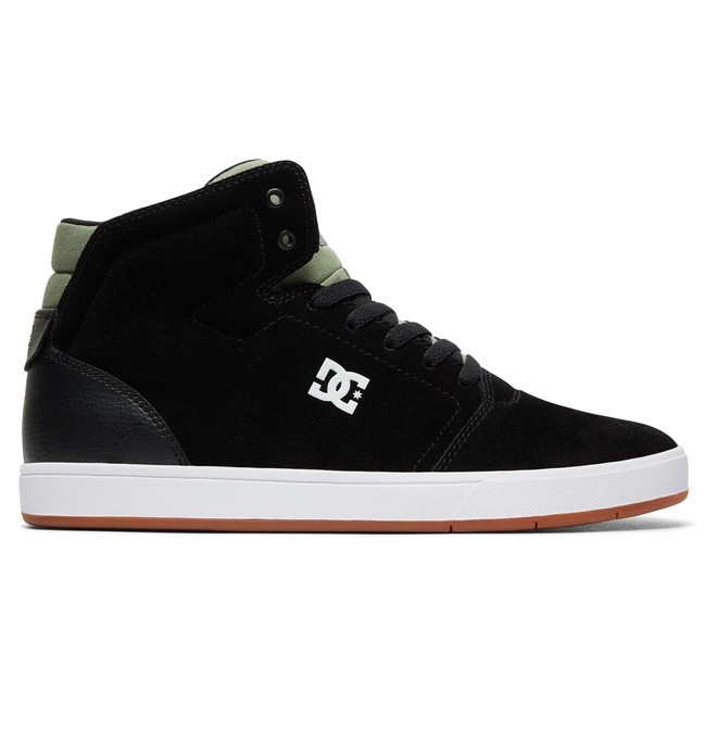 0 Crisis High - Zapatillas Altas Negro ADYS100032 DC Shoes