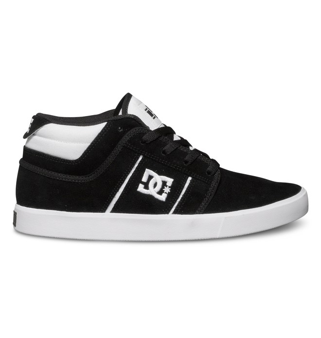 0 Men's RD Grand Mid Shoes Black ADYS100065 DC Shoes