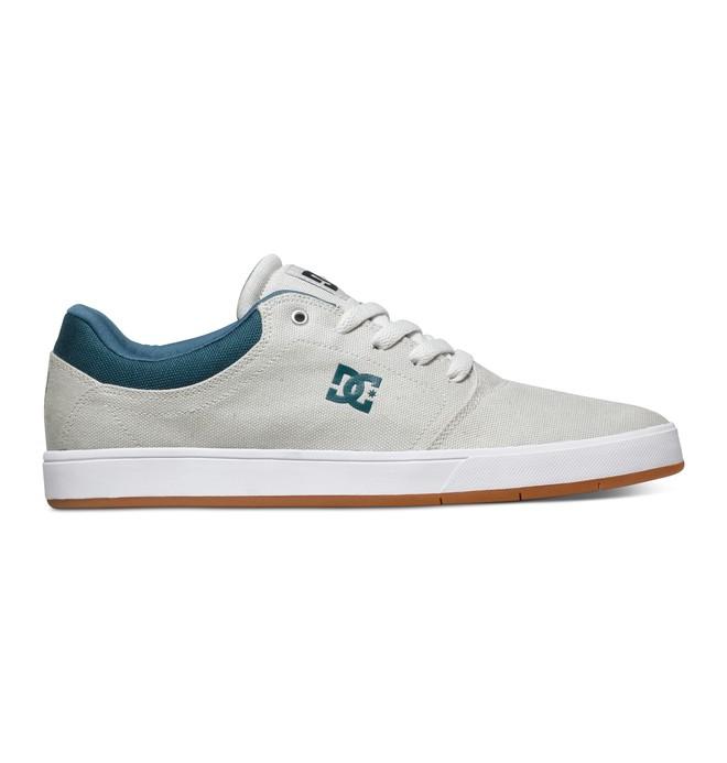 0 Men's Crisis TX Shoes Grey ADYS100066 DC Shoes