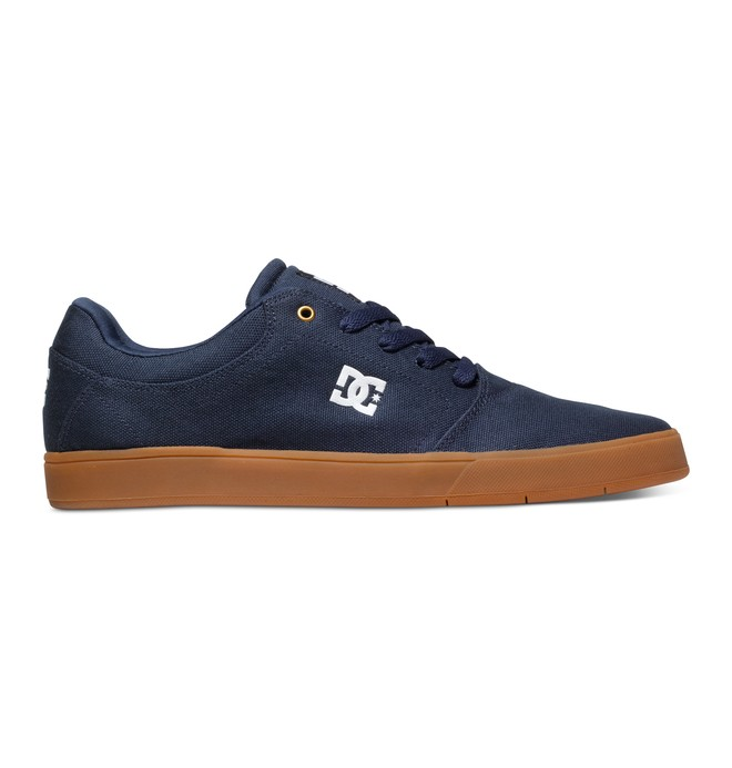 0 Men's Crisis TX Shoes Blue ADYS100066 DC Shoes