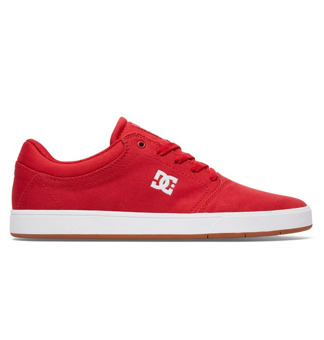 0 Men's Crisis TX Shoes Red ADYS100066 DC Shoes