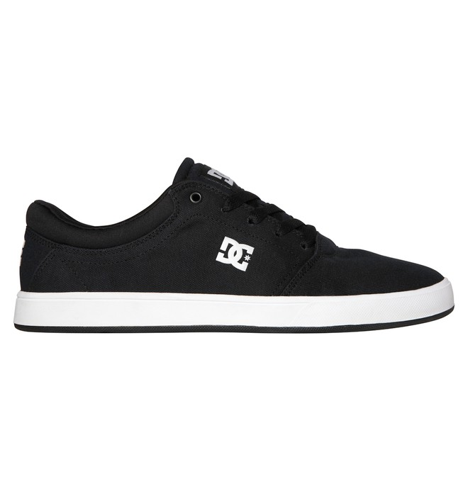 0 Men's Crisis TX Shoes Black ADYS100066 DC Shoes