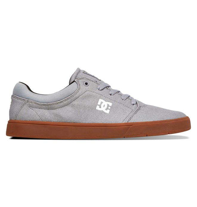0 Men's Crisis TX Shoes White ADYS100066 DC Shoes