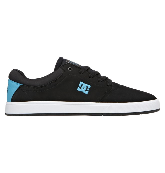 0 Men's Crisis MD Shoes Black ADYS100067 DC Shoes