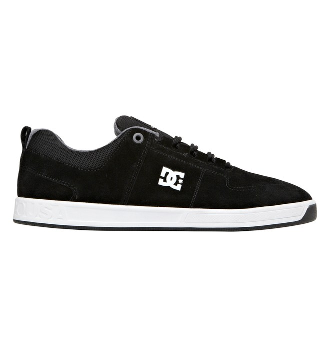 0 Men's Lynx Low Top Shoes Black ADYS100101 DC Shoes