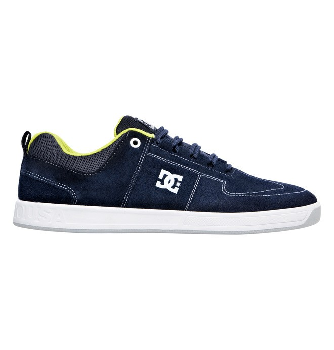 0 Men's Lynx Low Top Shoes Blue ADYS100101 DC Shoes