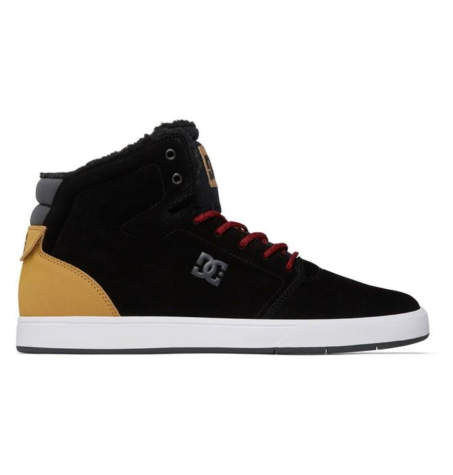 0 Men's Crisis WNT High-Top Shoes  ADYS100116 DC Shoes