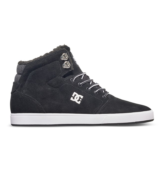 0 Crisis WNT - High-Top Shoes Black ADYS100116 DC Shoes