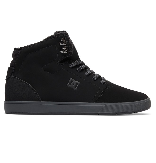 0 Crisis High WNT - High-Top Shoes Black ADYS100116 DC Shoes