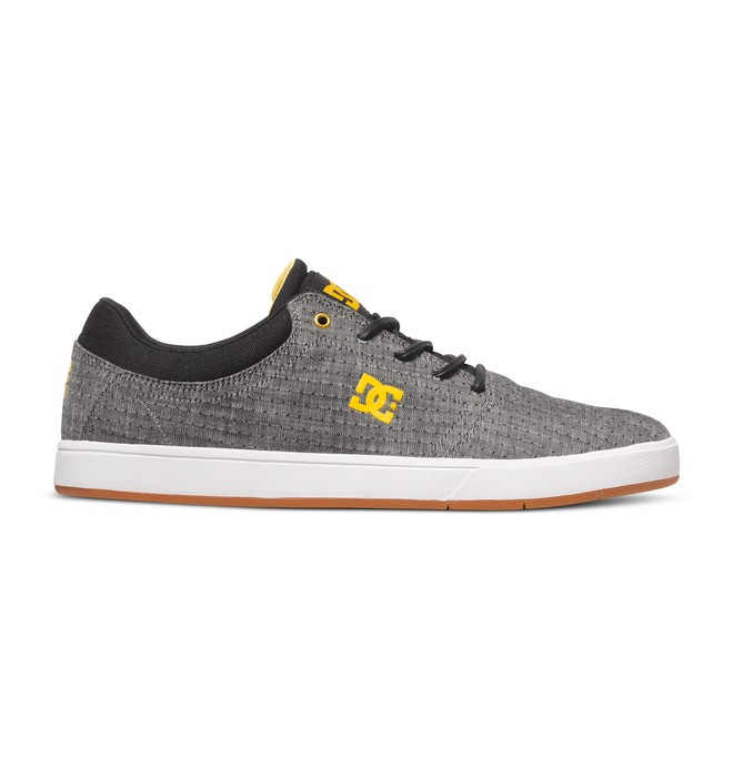 0 Men's Crisis TX SE Shoes Grey ADYS100130 DC Shoes