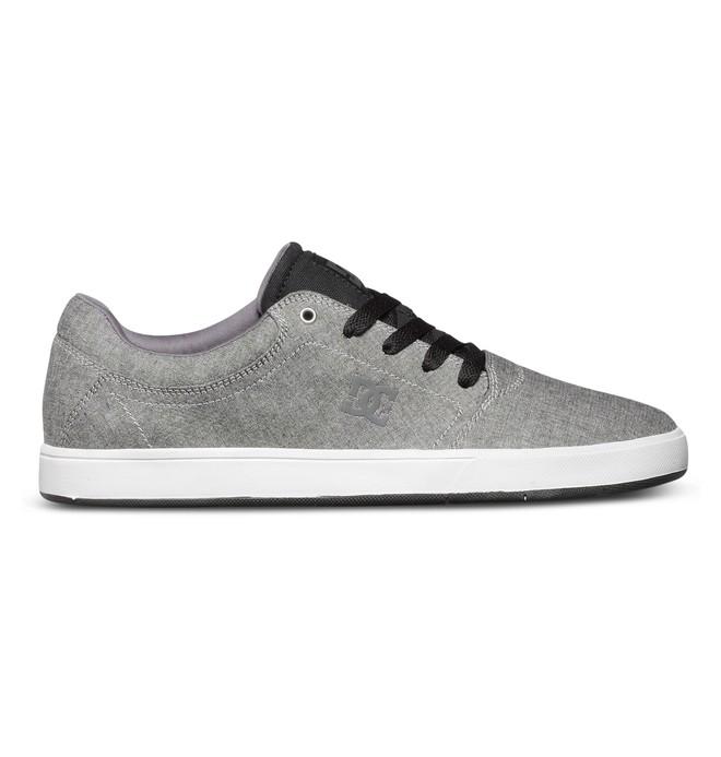 0 Men's Crisis TX SE Shoes Grey ADYS100130 DC Shoes